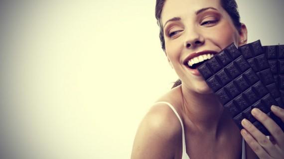 Наистина ли шоколадът причинява акне?