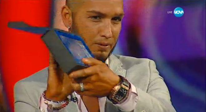 Джино победи във Вип брадър 2015