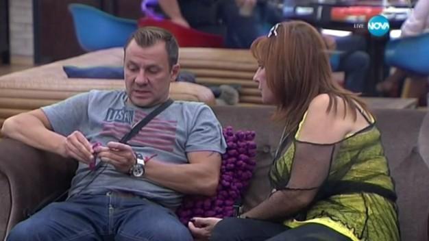 Жестока война между Станимир Гъмов и Кичка Бодурова