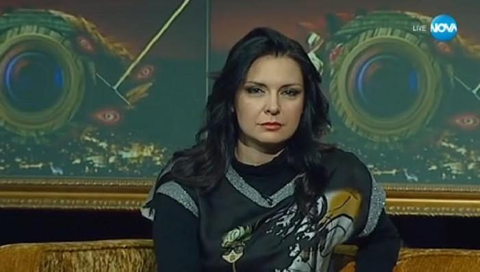 Жени Калканджиева подпухна от алкохол