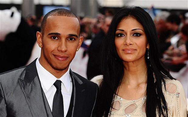 Никол и Люис Хамилтън бяха сгодени няколко години