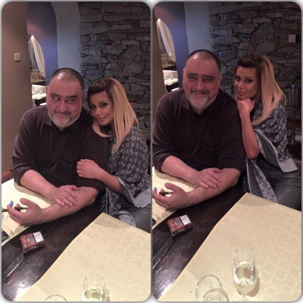 Светлана Василева се усука около Павел Чернев
