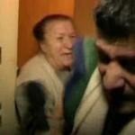 82-годишната Гина ступа натрапника-репортер Жоро Игнатов