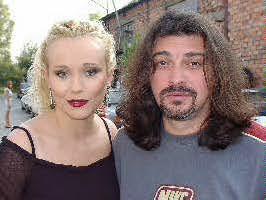 Маги и Наталия преди 20 години