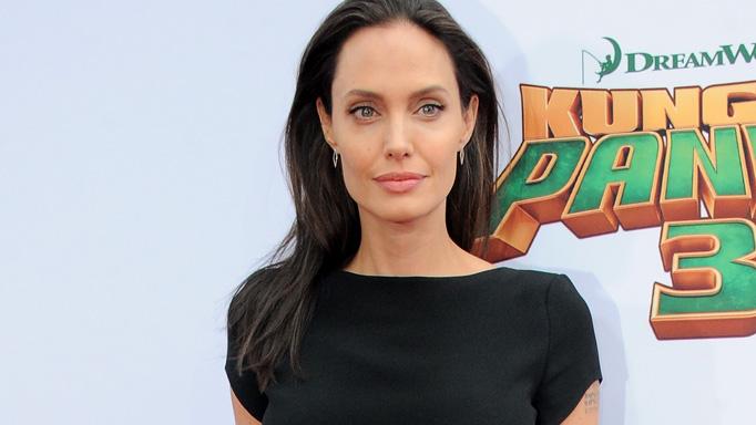 Шок! Анджелина Джоли стана ходещ скелет!