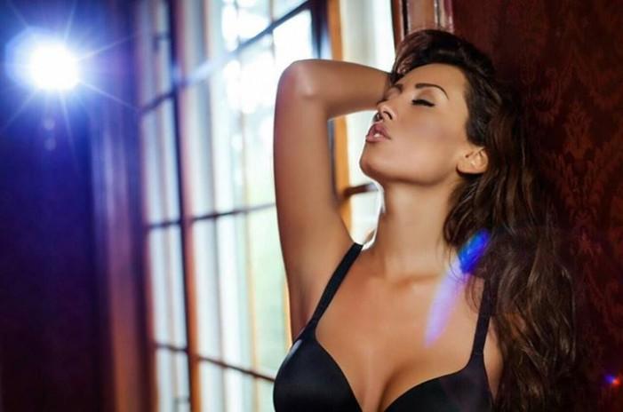 Джена отслабна и се разхвърля по бельо – Супер Секси Снимки: