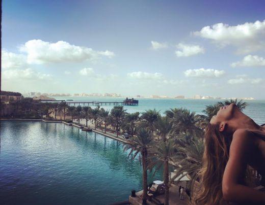 И Моника Валериева навири дупе от Дубай – Снимки: