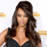 HOLLYWOOD, CA - JANUARY 14:  Model and Tv Personality Tyra Banks attends NBC and Time Inc. celebrate the 50th anniversary of the Sports Illustrated Swimsuit Issue at Dolby Theatre on January 14, 2014 in Hollywood, California.  (Photo by Dimitrios Kambouris/Getty Images)