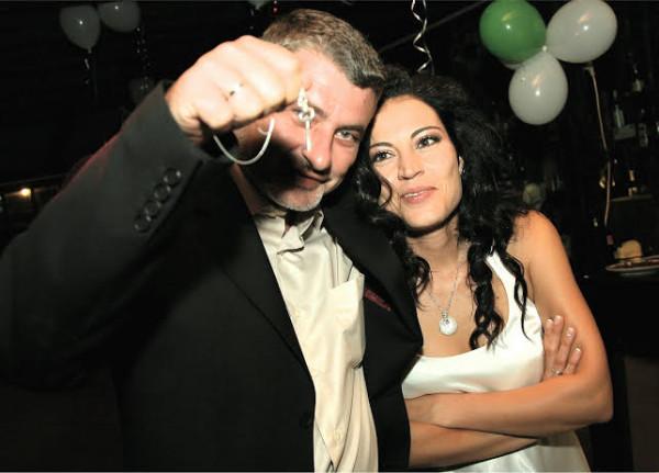 Сватбеното тържество
