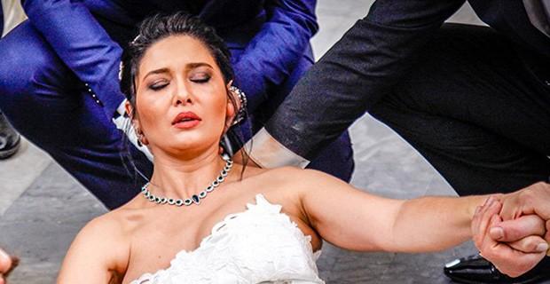 """Трагедия в """"Твоят мой живот"""": Убиват Гюлсерен на сватбата й с Джихан! УНИКАЛНИ СНИМКИ:"""