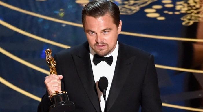 Най- после! Леонардо ди Каприо грабна Оскар- а от седмия път!