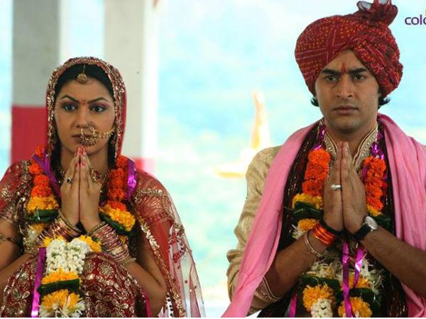 Сватбата на Джагдиш и Ганга