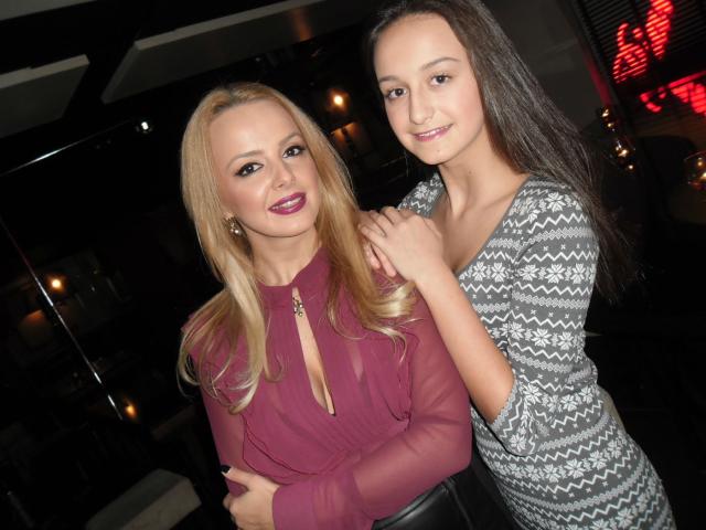 Соня Немска с дъщеря си Рая