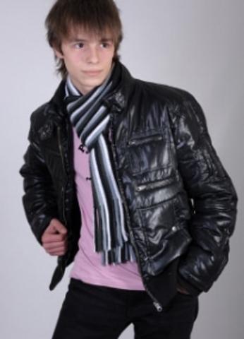 Крис Ненков като модел