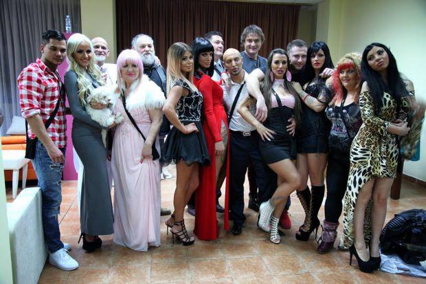 Светлана и останалите участници
