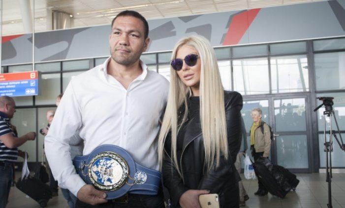 Ето как Кубрат Пулев и Андреа ще отпразнуват европейската титла: