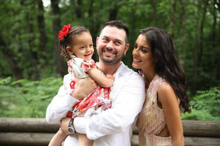 Ето кой стана кръстник на дъщерята на Борис Солтарийски – Снимки: