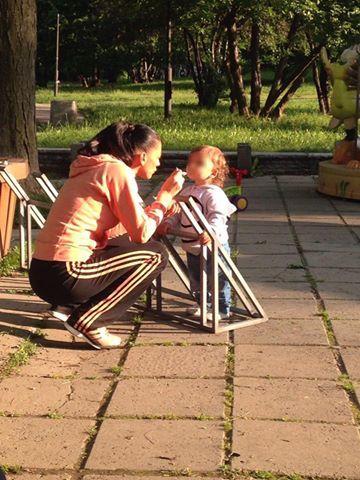 Емануела за втори път се оказа самотна майка