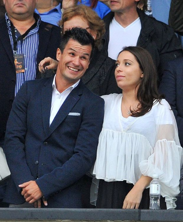Двойката на бенефиса на Христо Стоичков