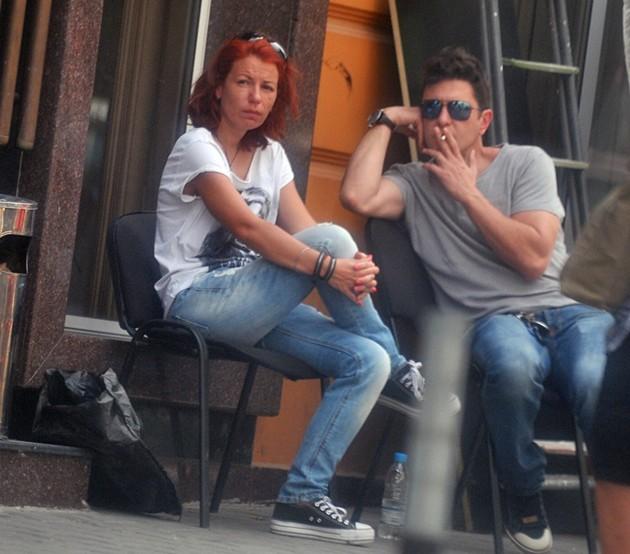 Асен Блатечки и Катерина