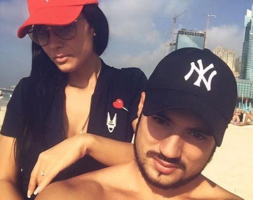 Дубай е любимо място на двойката