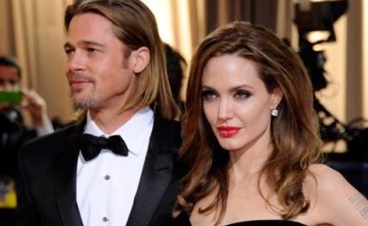 Брад Пит е Съсипан! Анджелина Джоли му изпрати ФБР!