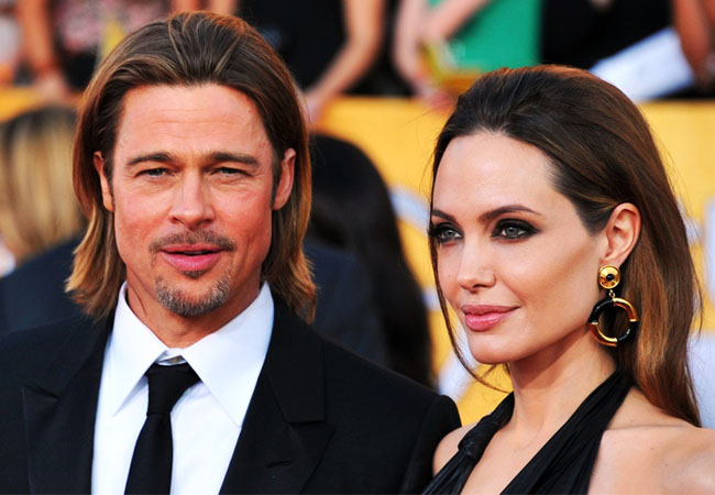 Шок! Анджелина Джоли и Брад Пит се Развеждат! Първи Коментари: