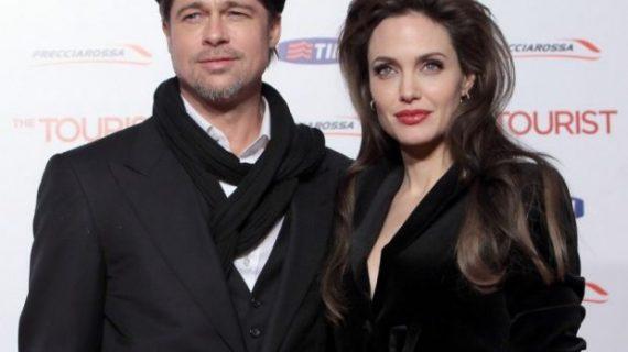 Брад Пит разби Анджелина Джоли: Тя е Лоша Майка!