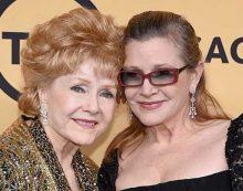 """Трагедия! И майката на Кари Фишър Почина – легендата Деби Рейнолдс от """"Аз пея под дъжда"""""""