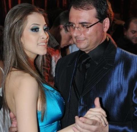 Мария заедно с Динко Динев