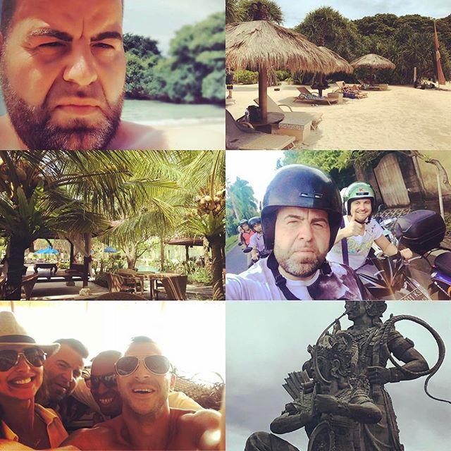 Седмица преди да се разболее е на ваканция в Бали с приятели