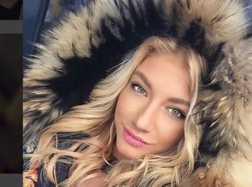 """Стефания от """"София ден и нощ"""" показа най-милото си! (снимка 18+)"""