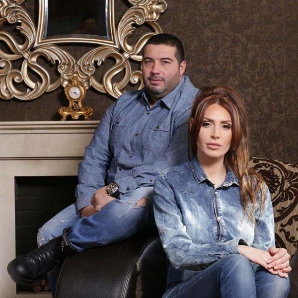 Семейна фотосесия! Златка Димитрова и Миро показаха Сина си! Ето на кого прилича малкия Миро – СНИМКИ: