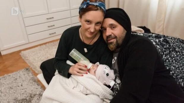 Дичо и Карина станаха родители преди две години