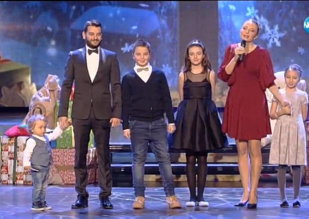 Ирина и Иван и Ава
