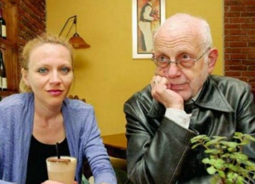 Смелост! 84- годишния Ицко Финци ще прави още деца!