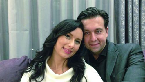 Наталия Кобилкина вдига луда, скъпа гръцка сватба