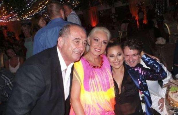 Ангел Тенев с гост- звездите на 60- я си рожден ден
