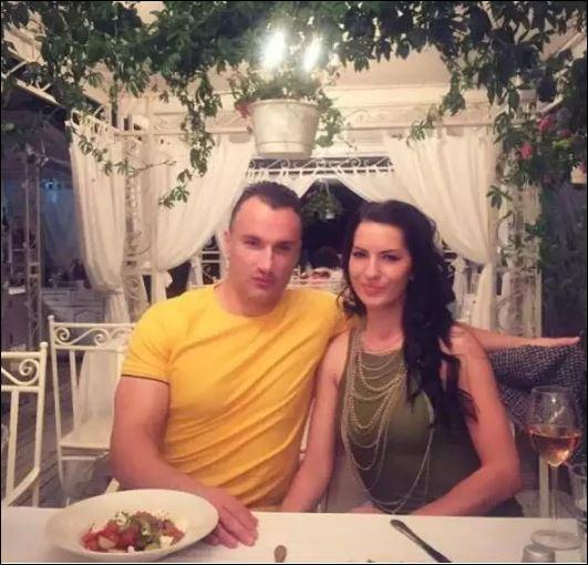 Бившият съпруг на Рени вече не крие любовницата си
