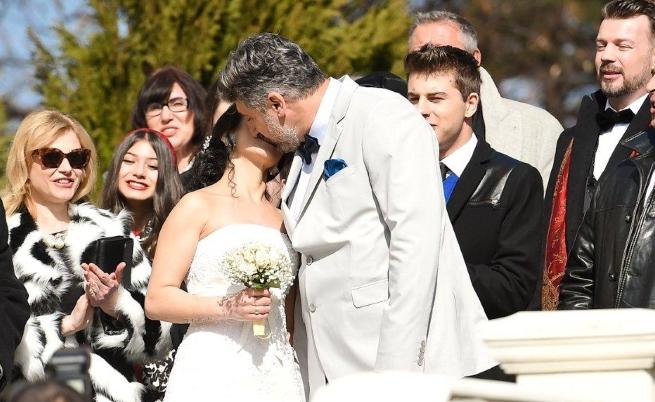 Елена Кирил сватба