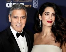Джордж Клуни стана баща на 56 г.! Подробности: