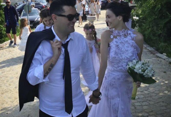Луиза Григорова разкри грозна гледка под булчинската рокля – СНИМКИ: