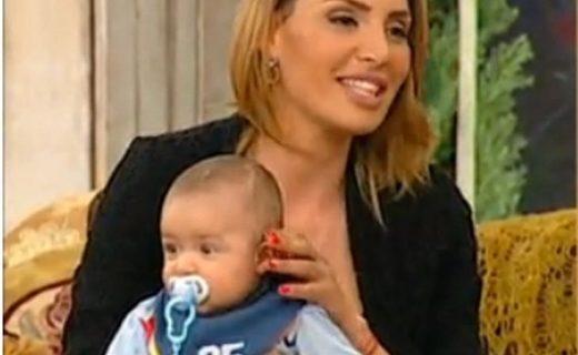 Ето колко порасна бебето на Златка Димитрова – СНИМКА: