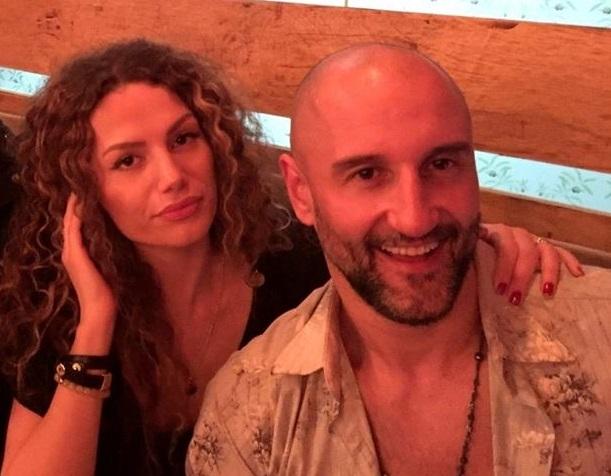 Киро с новото си гадже Никол