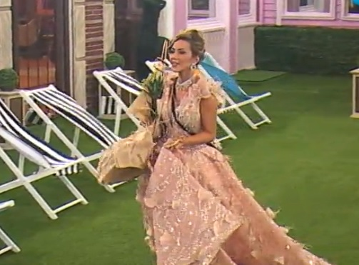 Енджи рокля