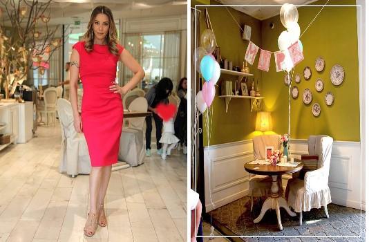 Емилия спретна уникален рожден ден на дъщеря си Мира – СНИМКИ: