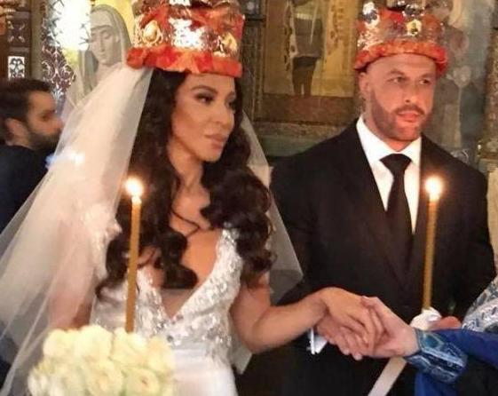 Маги Желязкова се омъжи! СНИМКИ: