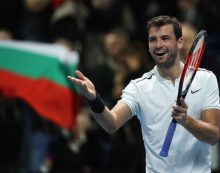 След голямата победа – Григор Димитров се обясни в любов на Никол Шерцингер! А тя му отвърна с уникален жест: