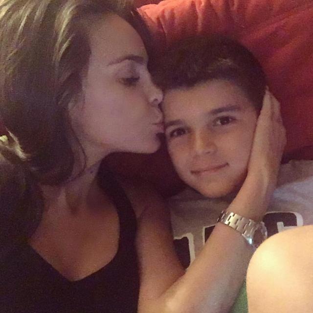 Синът на Алисия и Божинов ги направи най- гордите родители! Ето как ги зарадва: