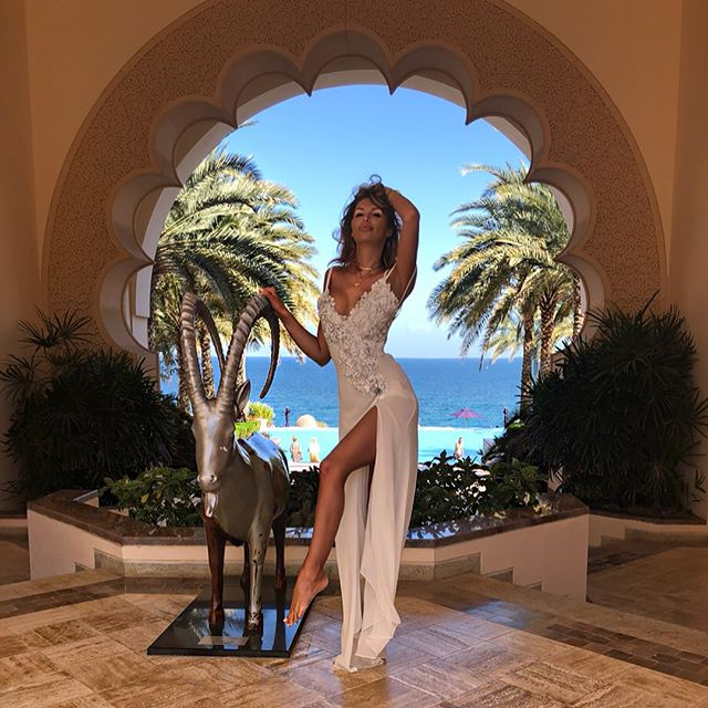 Моника Валериева се похвали: Ставам катарска принцеса! СНИМКИ: